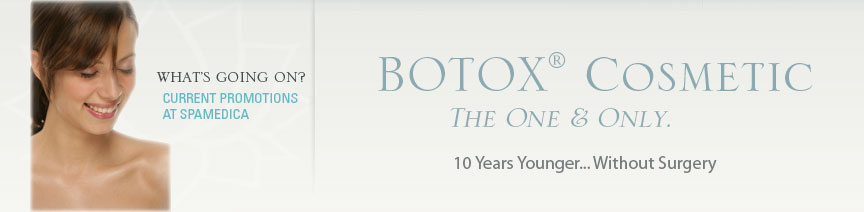 Botox Cosmetic - The One and Only. 10 Years Younger... Without Surgery